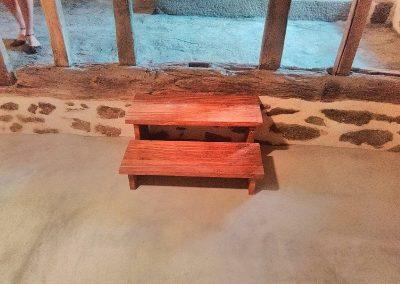escalier bois aigurande